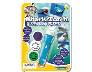 Shark Torch and Projector