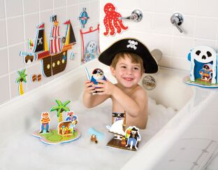 Pirates of the Tub Lifestyle