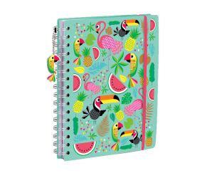 Tropicalia A5 Notebook