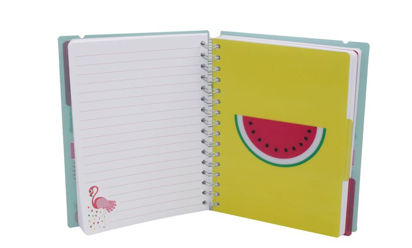 Tropicalia A5 Notebook Watermelon