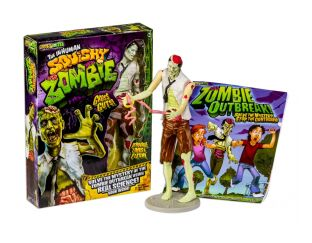The Inhuman Squishy Zombie Set