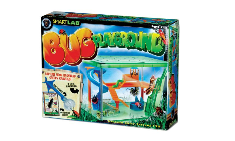Bug Playground Box