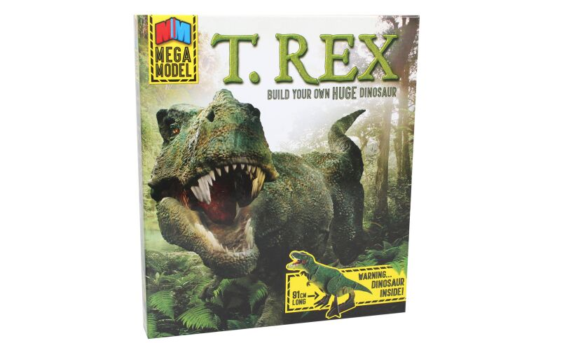 T-Rex Mega Model Packaging