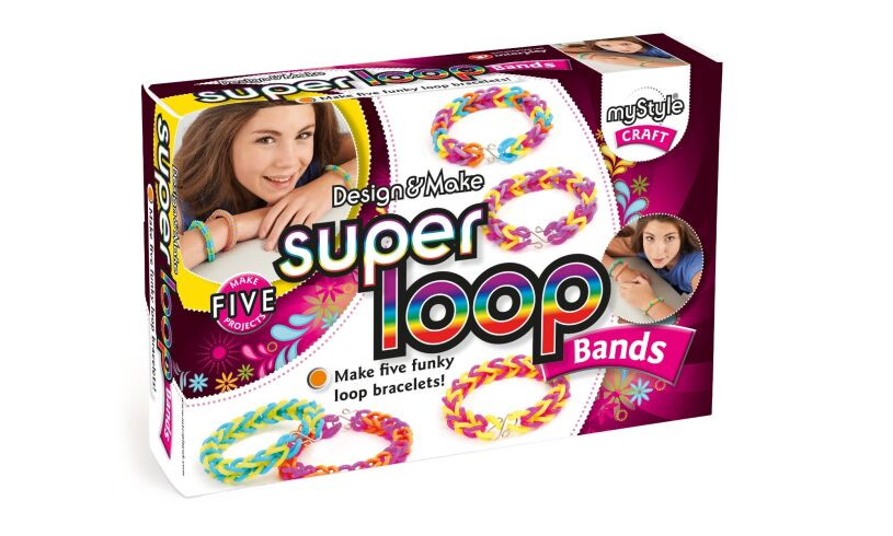Super Loop Bands - Design & Make