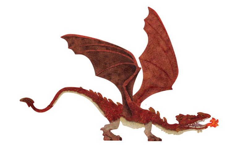 Dragon Mega Model