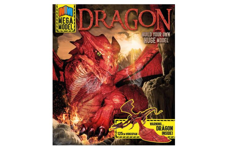 Dragon Mega Model Packing