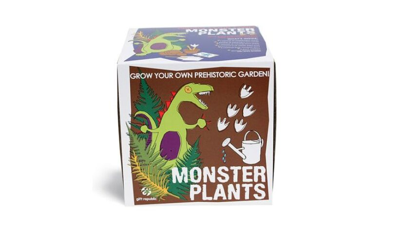 Grow your own Monster Plants