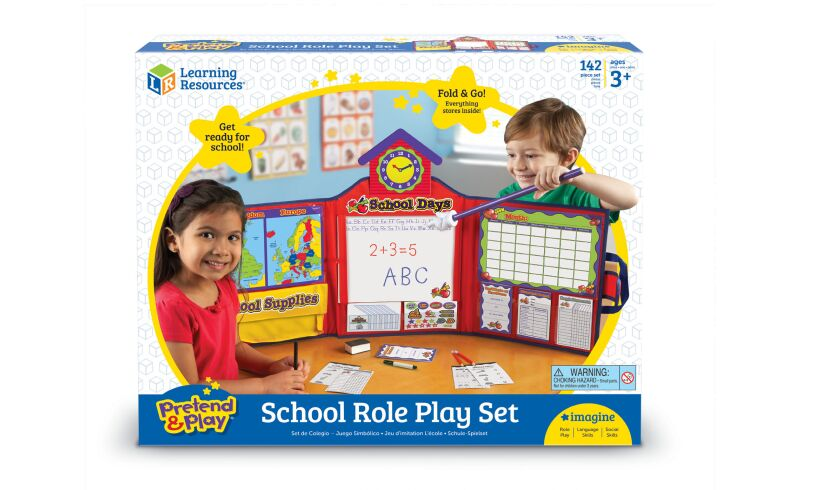 School Set Packaging
