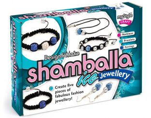 Design & Make Shamballa Ice Jewellery