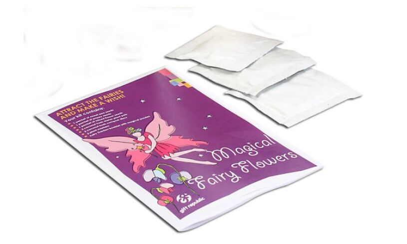 Grow your own Magical Fairy Flowers Instructions
