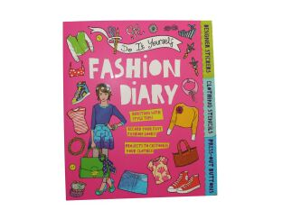 Do It Yourself Fashion Diary