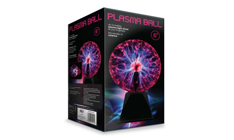 Plasma Ball - Box