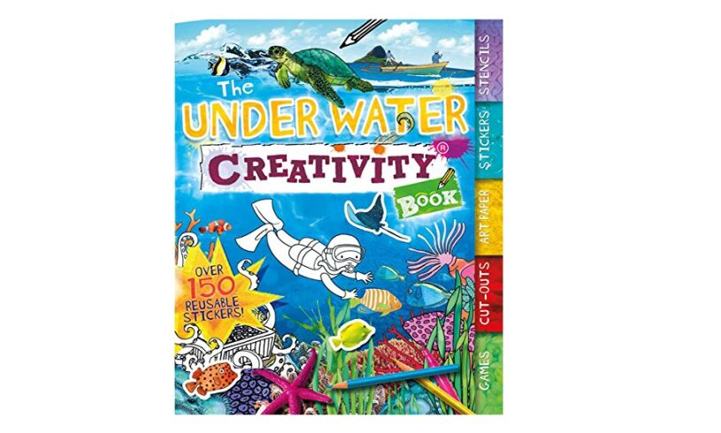The Under Water Creativity Book
