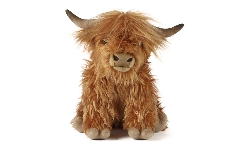 Living Nature Highland Cow