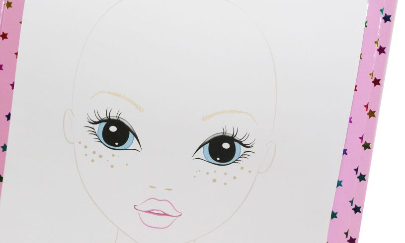 Make Up Studio - Paper Close Up