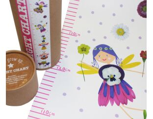 Floss & Rock Petal Fairy Height Chart