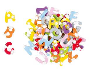 Magnetic Letters - Set of 52
