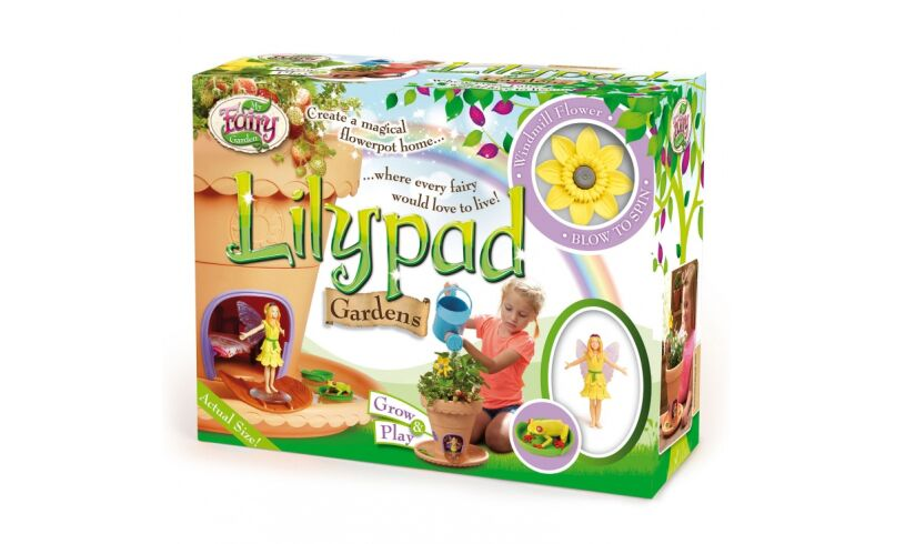 Lilypad Garden - Grow & Play Box