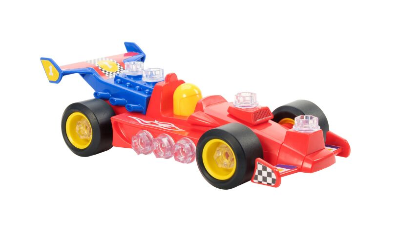 Learning Resources Power Play Race Car - Design & Drill