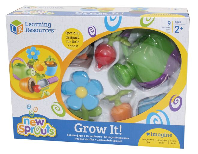 Grow It - New Sprouts Box