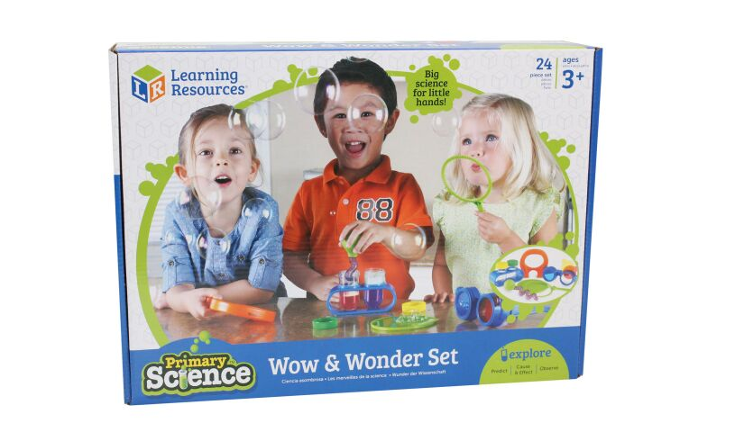 Wow & Wonder Set Box