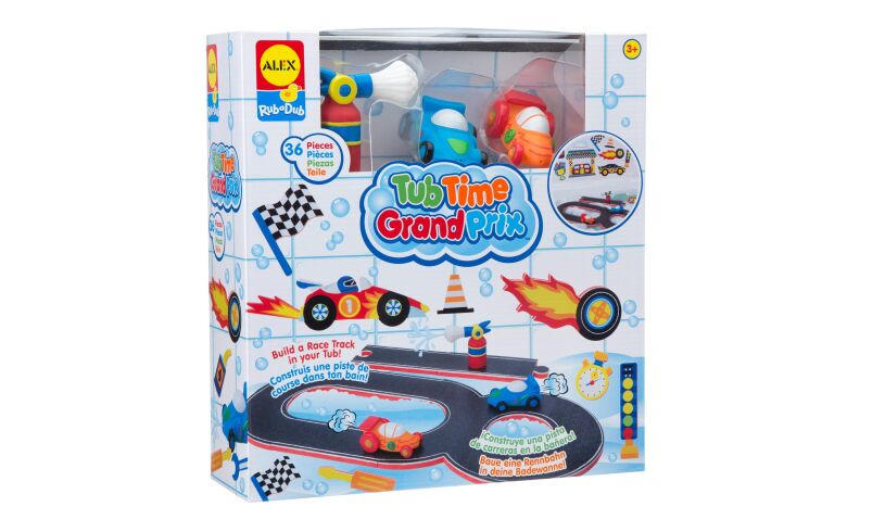 Tub Time Grand Prix Box