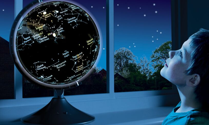 2 in 1 Globe - Constellations