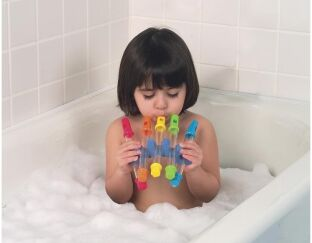 Alex Brands Tub Tunes Water Flutes