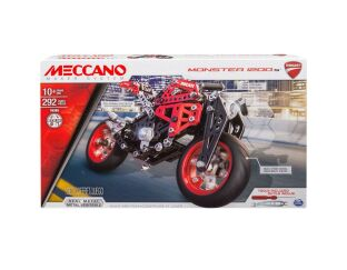 Ducati Monster 1200 Meccano