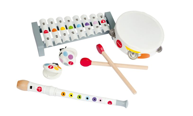 Musical Instrument Set - Janod (Wicked Uncle)
