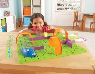Learning Resources Robot Mouse Coding Activity Set
