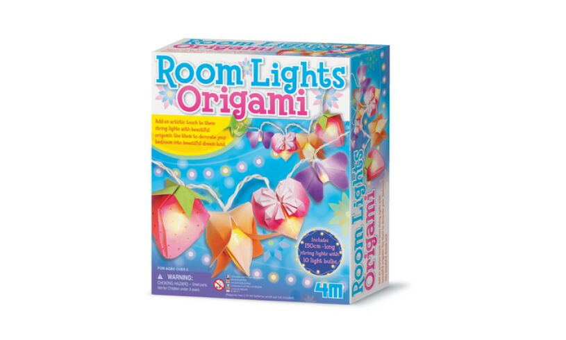 Create your own Origami Lights Packaging
