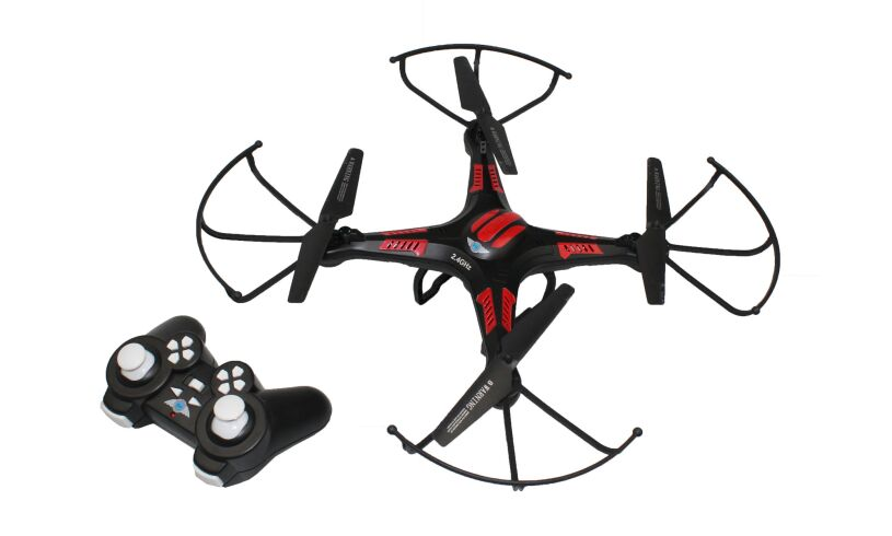 Flying Gadgets X-Cam Quadcopter Drone