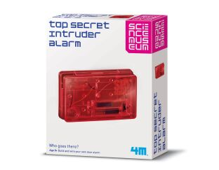 Science Museum Top Secret Intruder Alarm