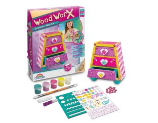 Wood worx Jewellery Box Kit