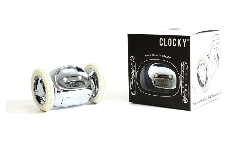 Clocky Chrome