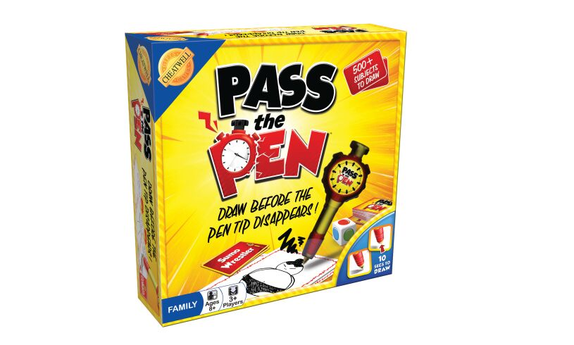 Pass the Pen Box