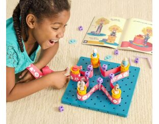 Goldie Blox & the Spinning Machine