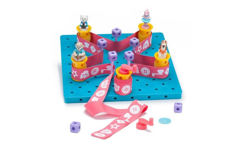 Goldie Blox & the Spinning Machine Contents