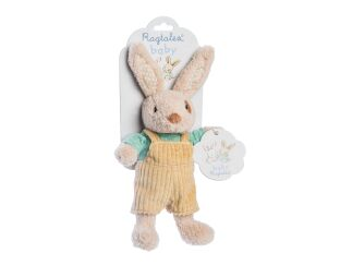 Ragtales Alfie Rattle on card