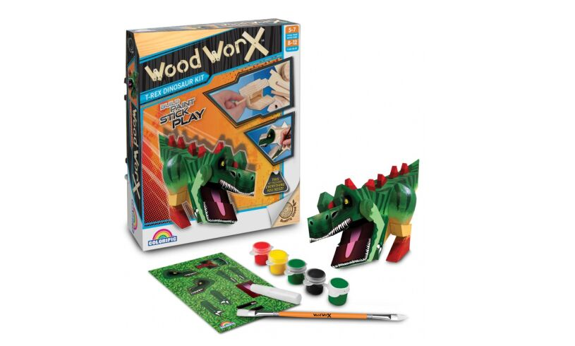 T-Rex Dinosaur Kit - Wood Worx