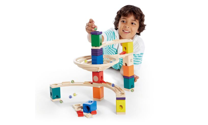 The Roundabout Marble Run Hape Lifestyle