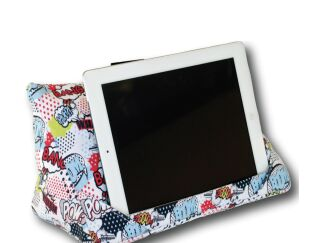 coz-e-reader Comic Strip Tablet Cushion