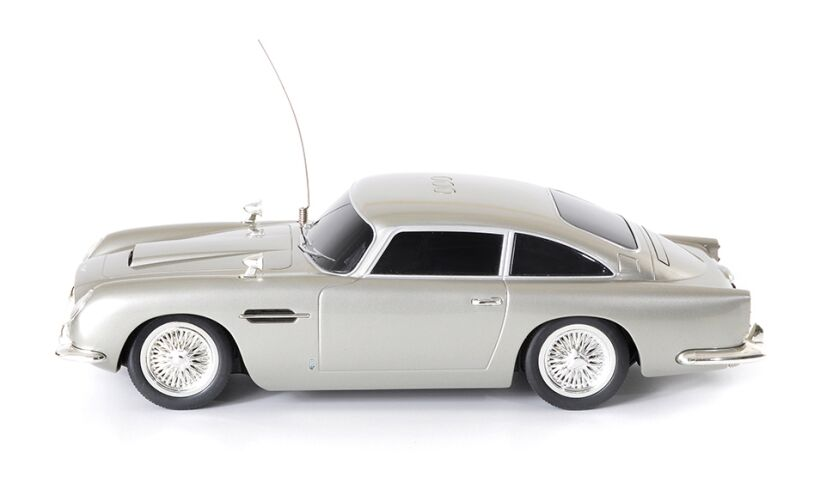 RC 007 Goldfinger Aston Martin DB5