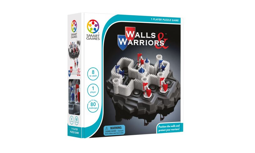 Smart Games Walls & Warriors Box