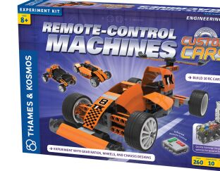 Thames and Kosmos Remote Control Machines - Custom Cars