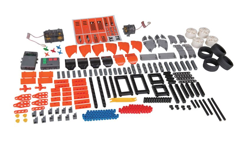 Remote Control Machines - Custom Cars Contents