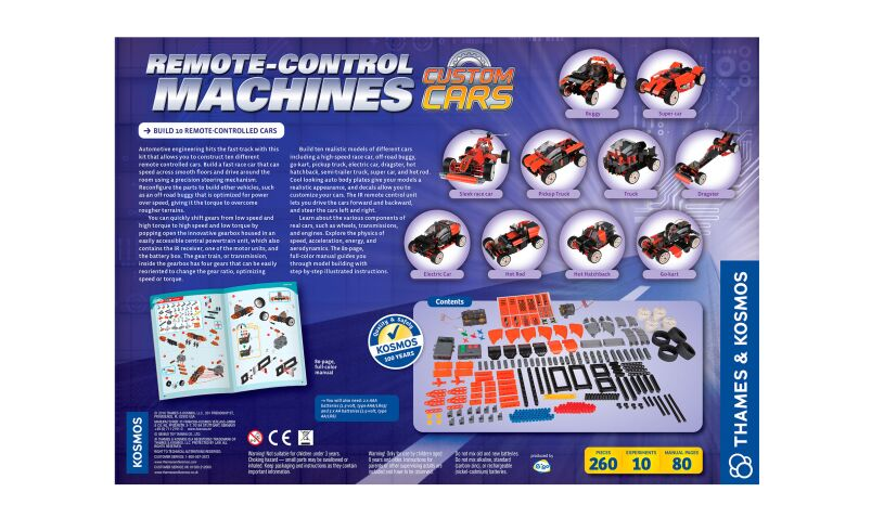 Remote Control Machines - Custom Cars Info