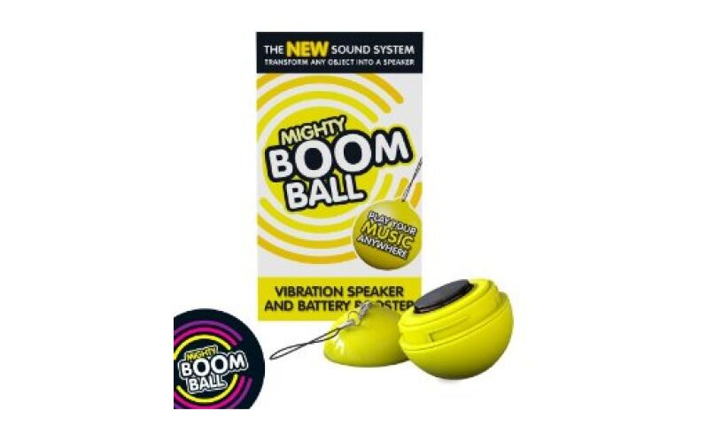 Purple Boom Ball Open
