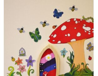Irish Fairy Door Company Paint Your Own Fairy Door